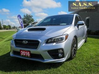 Used 2016 Subaru Impreza WRX for sale in Guelph, ON