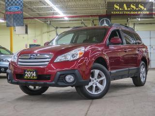 Used 2014 Subaru Outback for sale in Guelph, ON