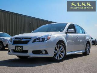Used 2014 Subaru Legacy for sale in Guelph, ON
