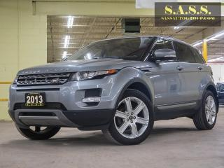 Used 2013 Land Rover Evoque for sale in Guelph, ON
