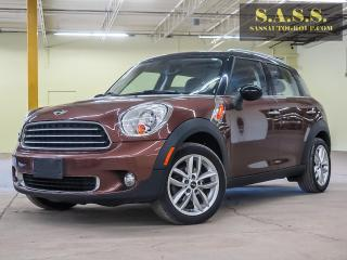 Used 2014 MINI Cooper Countryman for sale in Guelph, ON