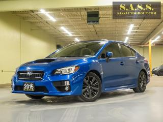 Used 2015 Subaru Impreza WRX for sale in Guelph, ON