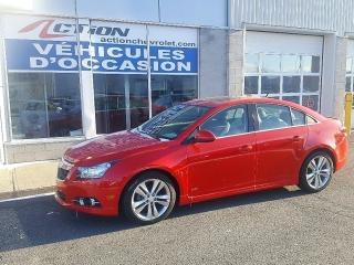 Used 2014 Chevrolet Cruze Cuir, Toit, Ens for sale in St-Hubert, QC