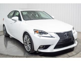 Used 2015 Lexus IS 250 Awd Cuir Toit Mags for sale in Saint-hubert, QC