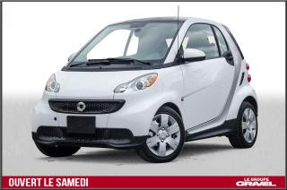 Used 2015 Smart fortwo PASSION for sale in Ile-des-Soeurs, QC