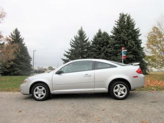 Used 2009 Pontiac G5 LOW KILOMETERS for sale in Thornton, ON