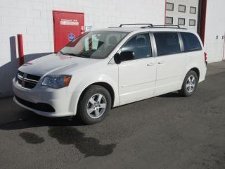 Used 2011 Dodge Grand Caravan SE for sale in Calgary, AB