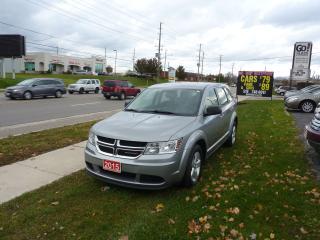 Used 2015 Dodge Journey Canada Value Pkg for sale in Kitchener, ON
