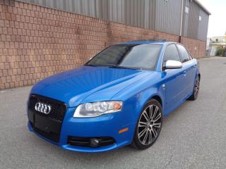Used 2006 Audi S4 ***SOLD*** for sale in Toronto, ON