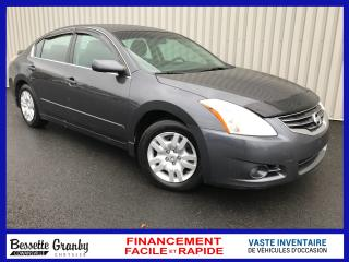 Used 2012 Nissan Altima S for sale in Granby, QC