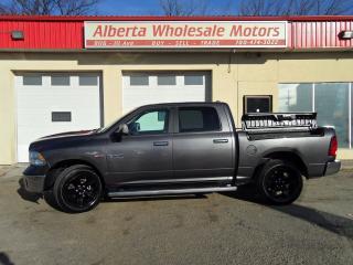 Used 2017 RAM 1500 SLT for sale in Edmonton, AB
