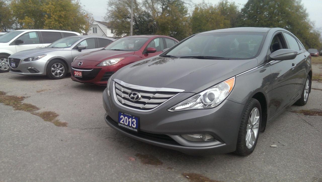 Used 2013 Hyundai Sonata Gl For Sale In Cambridge Ontario