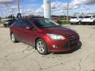 Used 2013 Ford Focus SE | Sedan | AS IS PRICE for sale in Harriston, ON