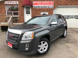 Used 2013 GMC Terrain SLE-2 V6 Back up Camera Bluetooth for sale in Bowmanville, ON