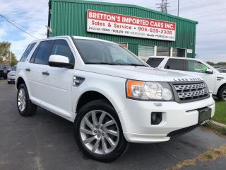 Used 2012 Land Rover LR2 HSE for sale in Burlington, ON