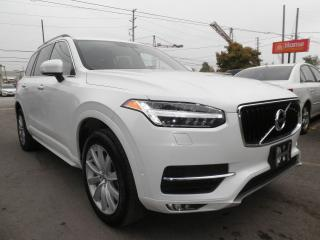 Used 2016 Volvo XC90 T6 Momentum for sale in Brampton, ON