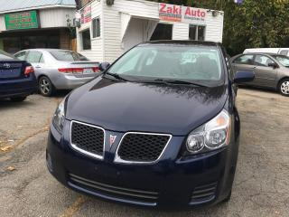 Used 2009 Pontiac Vibe 104 Km/Safety And E Test Included The Price for sale in Toronto, ON