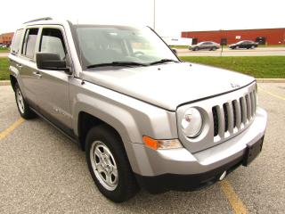 Used 2014 Jeep Patriot North Edition - 2.4L - FWD for sale in Woodbridge, ON