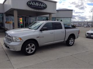 Used 2014 RAM 1500 ECO DIESEL /4X4 / CREW CAB / NO PAYMENTS FOR 6 MON for sale in Tilbury, ON
