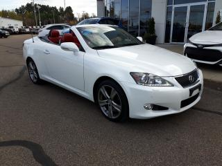 Used 2012 Lexus IS 350 Convertible for sale in Pembroke, ON