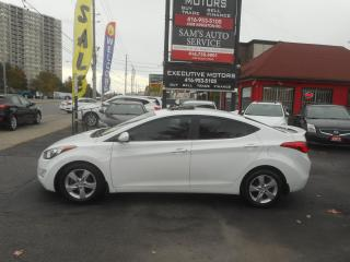Used 2013 Hyundai Elantra GLS / MINT / LOADED / SUNROOF/ ALLOYS/ CLEAN / for sale in Scarborough, ON