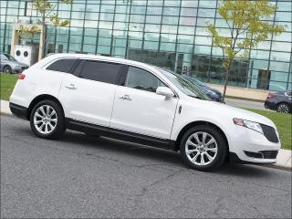 Used 2014 Lincoln MKT ELITE|ECOBOOST|NAVI|DUAL DVD|REARCAM|PANOROOF for sale in Toronto, ON