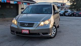 Used 2008 Honda Odyssey EX|SINGLE OWNR|PWR DOORS| for sale in Mississauga, ON