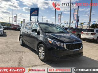 Used 2018 Kia Sedona LX | 8PASS | CAM | 1OWNER for sale in London, ON