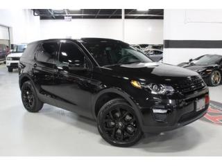 Used 2016 Land Rover Discovery Sport Si4   NAVIGATION   PANORAMIC SUNROOF for sale in Vaughan, ON