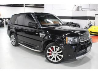 Used 2013 Land Rover Range Rover Sport Supercharged Autobiography for sale in Vaughan, ON