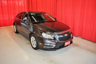 Used 2015 Chevrolet Cruze LT | Turbo | Remote Start for sale in Listowel, ON