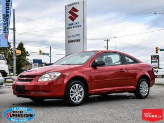 Used 2010 Chevrolet Cobalt LS ~ONLY 61,000KM! ~Very Clean for sale in Barrie, ON