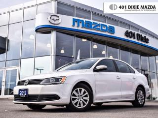 Used 2012 Volkswagen Jetta 2.0L Comfortline (A6), ONE OWNER, NO ACCIDENTS for sale in Mississauga, ON