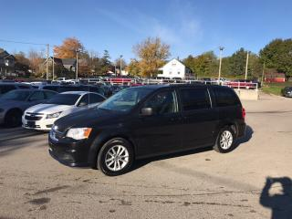 Used 2016 Dodge Grand Caravan SE/SXT for sale in Mitchell, ON