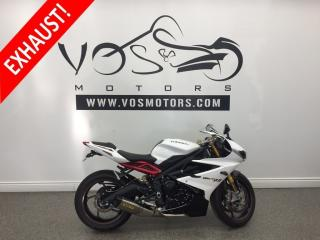 Used 2013 Triumph Daytona 675R - Free Delivery in GTA** for sale in Concord, ON