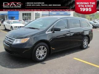 Used 2011 Honda Odyssey EX-L TV-DVD LEATHER/SUNROOF for sale in North York, ON