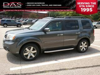 Used 2012 Honda Pilot Touring NAVIGATION/REAR CAMERA/TV DVD/8 PASS for sale in North York, ON