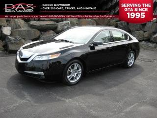 Used 2009 Acura TL Technology Package Navigation/Leather/Sunroof for sale in North York, ON