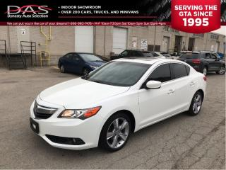 Used 2014 Acura ILX Premium Package Leather/Sunroof for sale in North York, ON