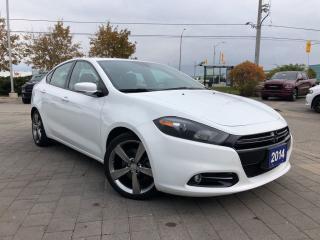 Used 2014 Dodge Dart GT**Navigation**Sunroof** for sale in Mississauga, ON