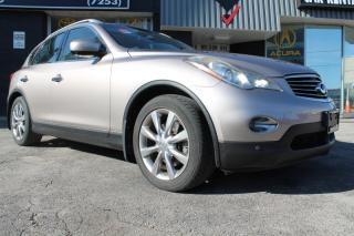 Used 2010 Infiniti EX35 Ex35 AWD, Birdview Camera, Leather. for sale in Toronto, ON