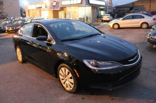 Used 2015 Chrysler 200 LX, LOW KM, FACTORY WARRANTY for sale in Toronto, ON