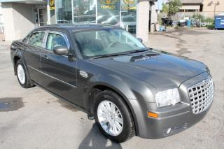 Used 2009 Chrysler 300 Touring, Leather, Local Car. WARRANTY INCLUDED for sale in Toronto, ON