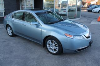 Used 2009 Acura TL Leather, Sunroof, Heated seats, No accidents for sale in Toronto, ON