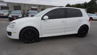 Used 2007 Volkswagen GTI NEW 2.0 Turbo Automatic Alloys Sunroof Heated Leather for sale in Milton, ON