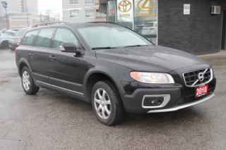 Used 2010 Volvo XC70 AWD, ONTARIO CAR, NO ACCIDENTS for sale in Toronto, ON