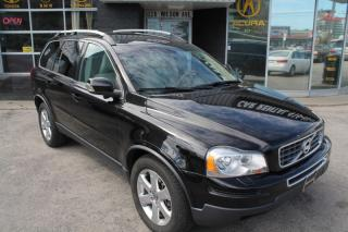 Used 2011 Volvo XC90 AWD 7 seater, level 2, financing available for sale in Toronto, ON