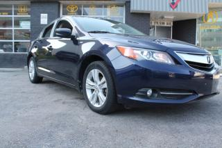 Used 2013 Acura ILX HYBRID, NAVIGATION, LEATHER, SUNROOF for sale in Toronto, ON