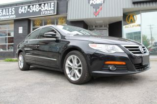 Used 2012 Volkswagen Passat CC 4dr DSG Sportline NO ACCIDENTS, LOCAL CAR for sale in Toronto, ON