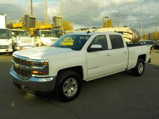 Used 2018 Chevrolet Silverado 1500 LT Crew Cab Regular Box 4WD for sale in Burnaby, BC